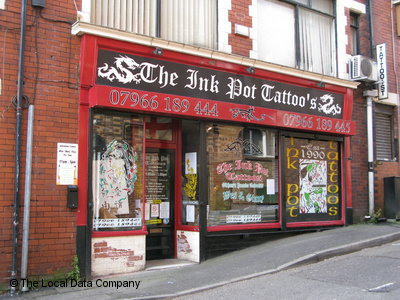 Ink Pot Tattoos The Images