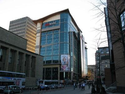 Cineworld Cinemas - City Centre - Glasgow