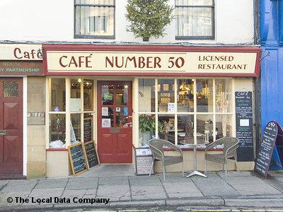 Cafe Number 50