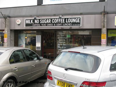 Milk, No Sugar                         Coffee Lounge