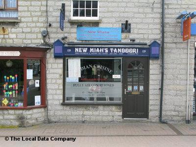 New Miah's Tandoori