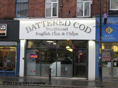 Battered Cod Fish. Battered Cod. Fish amp; Chip Shops. 444 Wilmslow Road, Withington, Manchester, M20 3BW. Battered Cod. Edit Details Is this your business?