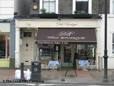 deli boutique delicatessen clapham