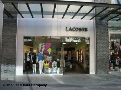 Lacoste Fashion Shops 101 Liverpool One 27 Paradise Street City Centre