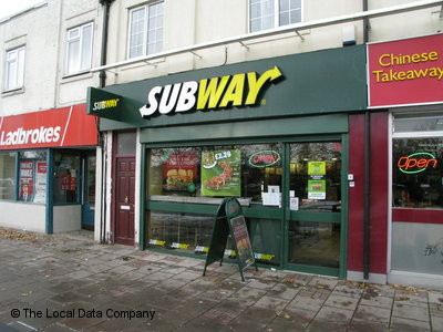 Subway local data search for Food bar hadfield