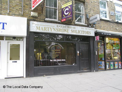 Martynsrose Solicitors