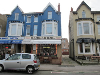 Homeleigh Hotel Blackpool