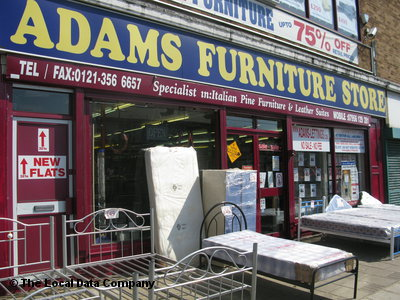 Pics photos furniture store on adams furniture store birmingham the