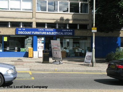 Discountfurniture on Local Concern Discount Furniture   Electrical Store   Watford   The