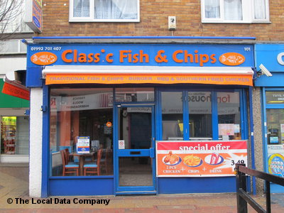 Classic fish chips local data search for Classic kebab house fish chips aston