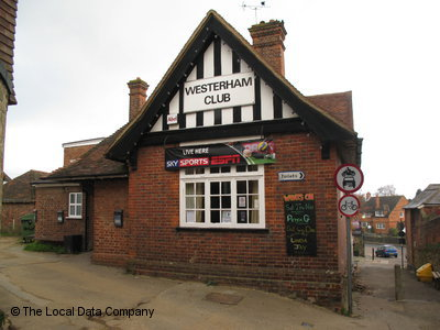 Westerham Club : Westerham : The Local Data Search