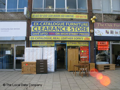 Home Furniture Clearance on Ex Catalogue Furniture Clearance Store   Welling   The Local Data