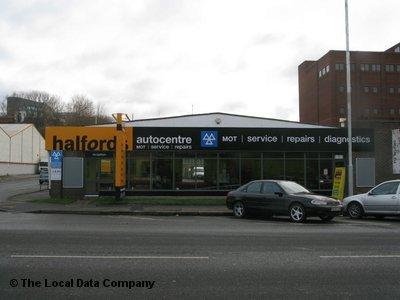 Halfords Car Bodywork Repairs