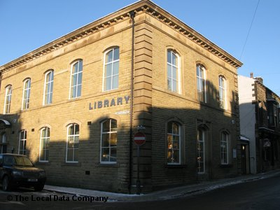 Hebden Bridge Library