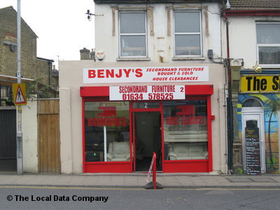 Hand Furniture Store on Benjy S Second Hand Furniture   Gillingham   The Local Data Search
