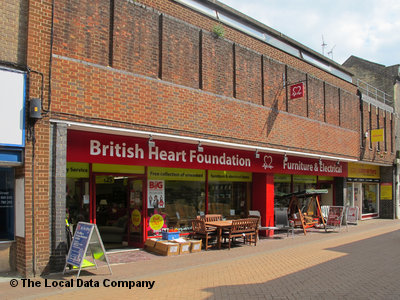 British heart foundation furniture electrical local for Furniture kings lynn