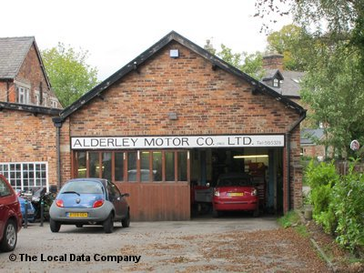 Alderley Motor Co