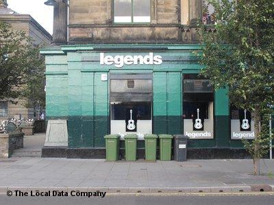 Legends, Dundee