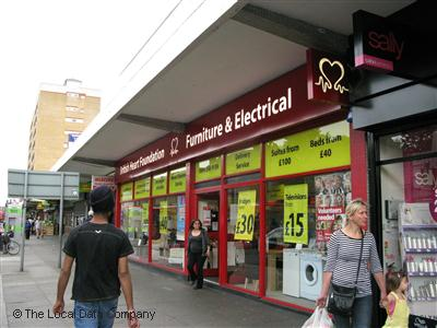 British Heart Foundation Furniture & Electrical : Hounslow : The ...