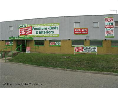 Carolina Factory Outlet on Oak Furniture Factory Outlet   High Wycombe   The Local Data Search