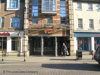 Vue Cinema Worcester 25