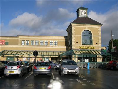 Morrisons Leeds City Centre Parking