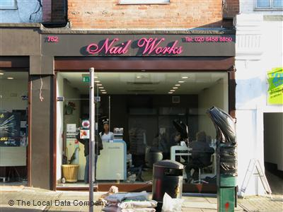 Nail Haven Golders Green#%