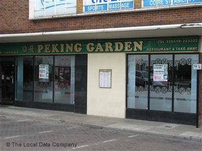 Peking Garden Restaurant Local Data Search