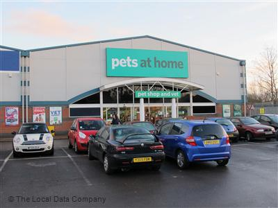 Pets at home southton the local data search