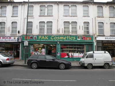 pak cosmetics local data search