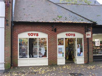 Toys of Ringwood