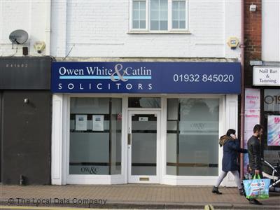 Owen White & Catlin