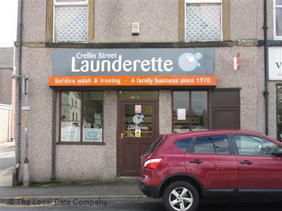 Crellin Street Launderette