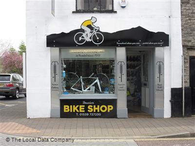 Brucie's Bike Shop