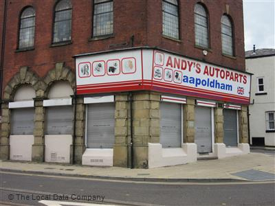Andy's Autoparts