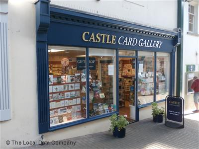 Castle Card Gallery