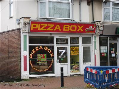 Pizza Box Nearercom