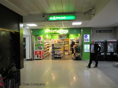 Image result for whistle stop euston