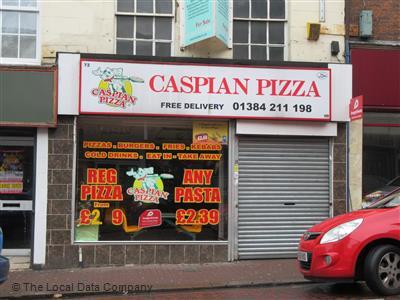 Caspian Pizza Nearercom