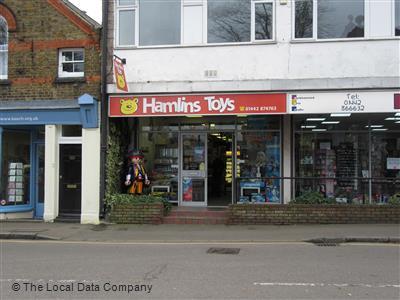 Hamlins Toys
