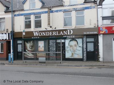 Wonderland Nails & Beauty. Nearer Image