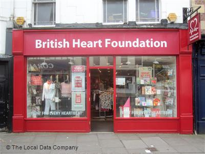 British Heart Foundation Nearer Com