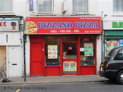 Pizzano Pizza Nearercom