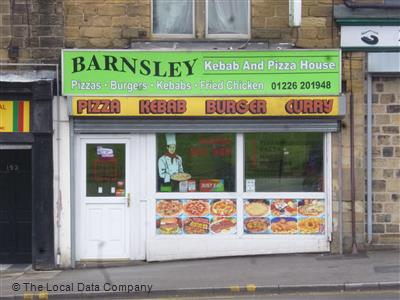 Barnsley Kebab Pizza House Nearercom