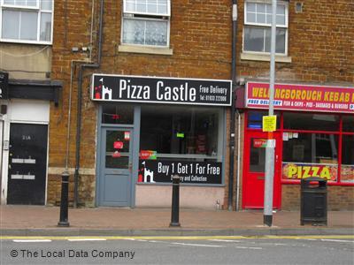 Pizza Castle Nearercom