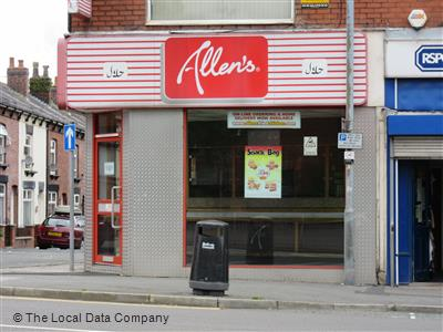 Allens Fried Chicken Nearercom