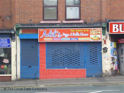 Adils Pizza Balti House Nearercom