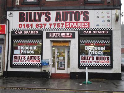 Billy's Autos