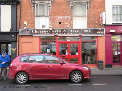 Charcoal Grill Pizza Time Nearercom