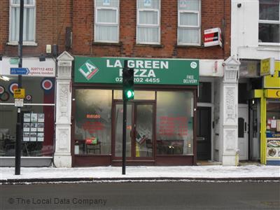 La Green Pizza Nearercom